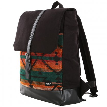 batoh IrieDaily Santania Backpack petrol red