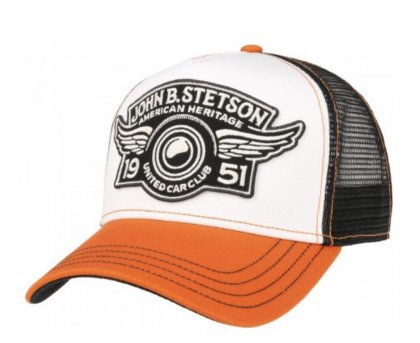 čepice Stetson Trucker Cap Car Club