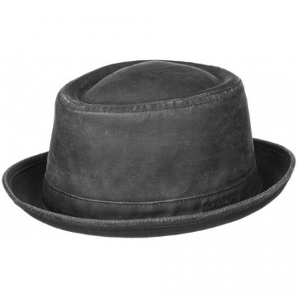 klobouk Stetson Pork Pie CO/PE