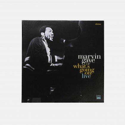 mix Carhartt WIP Vinyl Album Marvin Gaye