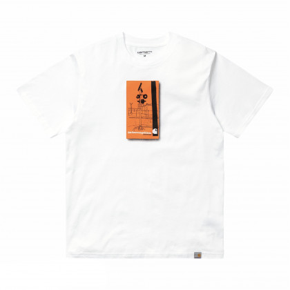 pánské triko Carhartt WIP S/S Interception T-Shirt