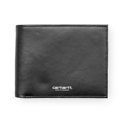 peněženka Carhartt WIP Leather Rock-it Wallet
