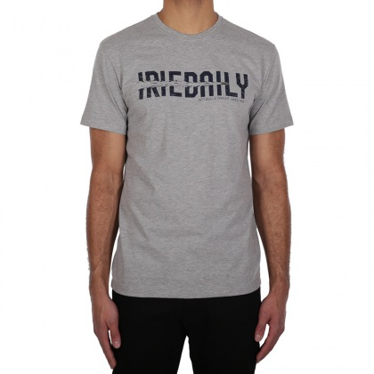 triko IrieDaily Shot 2 Pieces Tee grey-mel.